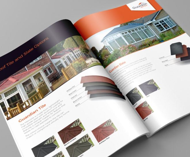 Gaurdian Conservatory Solid Roof System brochure
