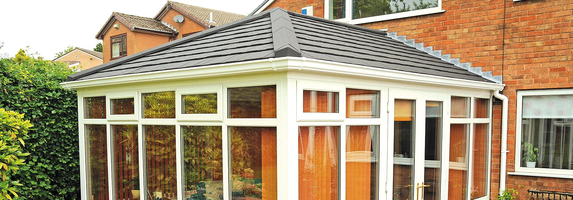 Refresh your conservatory with a new solid conservatory roof.